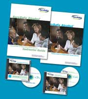 ServSafe Alcohol Instructor Toolkit w/5 DVD Set