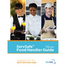 Pennsylvania ServSafe® Food Handler Guide - 10-pack