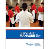 ServSafe Manager Book 6th Ed, Spanish