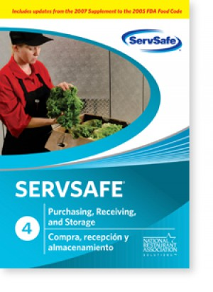 ServSafe® Purchase, Receive, Store DVD