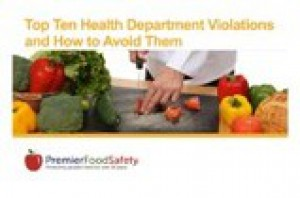 Top 10 Health Violations eBook